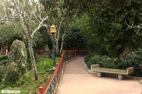 Remote Garden Pathway