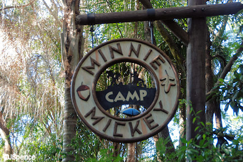 Camp Minnie-Mickey</