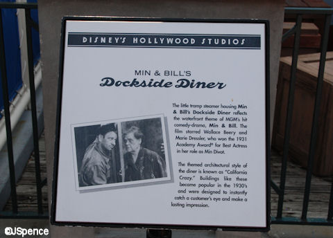 Min & Bill's Dockside Diner