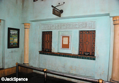 Ticket Windows