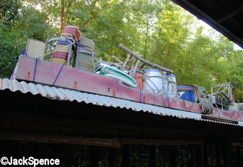 Top of the Train