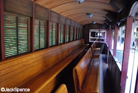 Side Seating