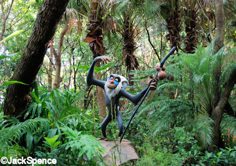 Rafiki Pointing the Way