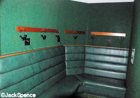 Rainforest Sound Booth