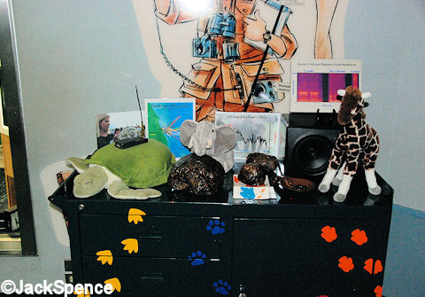 Conservation Station Exhibit