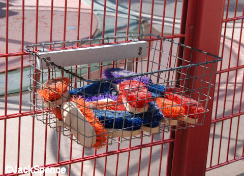 Basket of Brushes