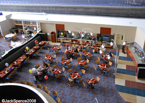 Contempo Cafe Contemporary Resort
