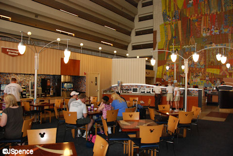 Contempo Cafe Dining Room