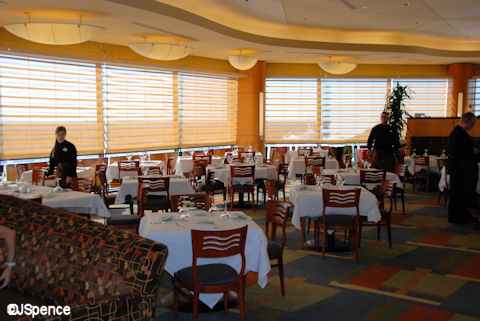 California Grill Dining Room
