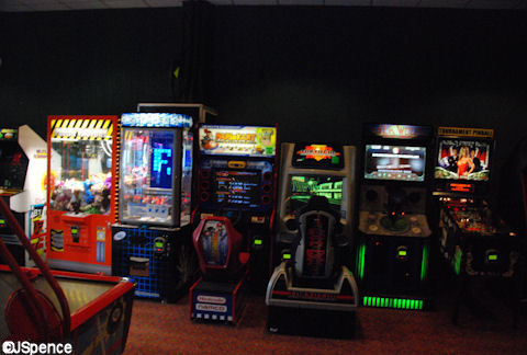 Iguana Arcade