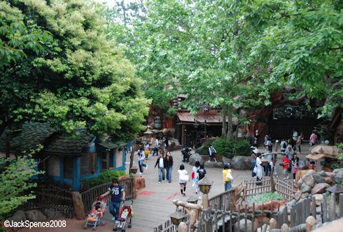 Critter Country Tokyo Disneyland