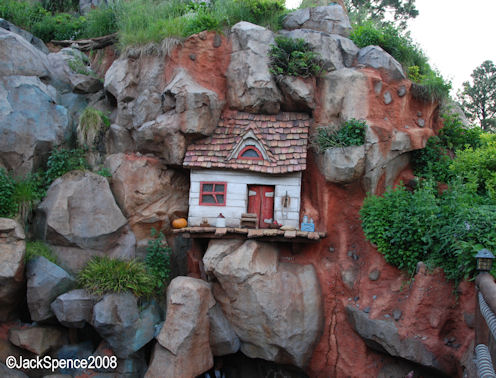 Critter Country Critter Homes Tokyo Disneyland