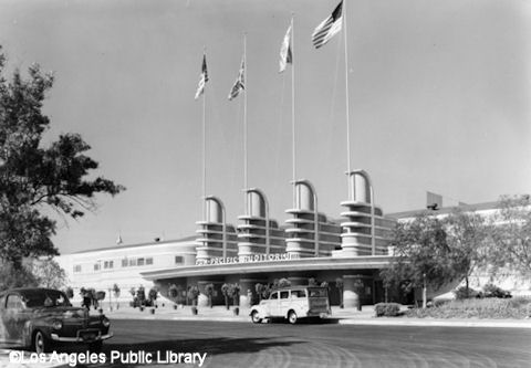 Pan Pacific Auditorium in Los Angeles
