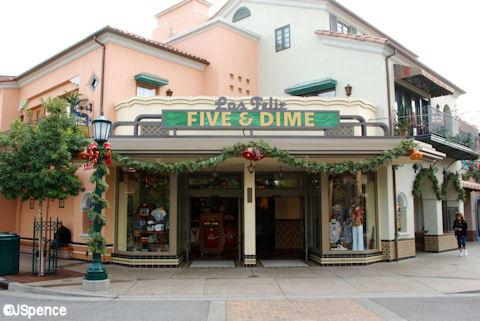 Los Feliz Five & Dime