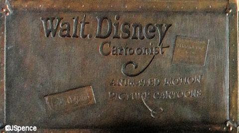 Walt's Suitcase