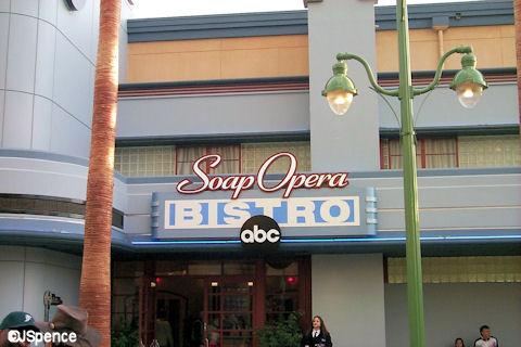 ABC Soap Opera Bistro