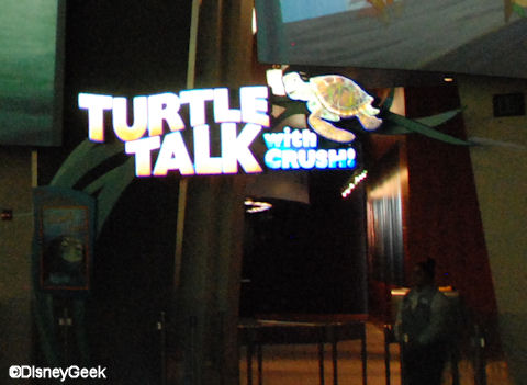 Turtle Talk with Crush