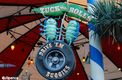 Tuck and Roll's Drive 'Em Buggies
