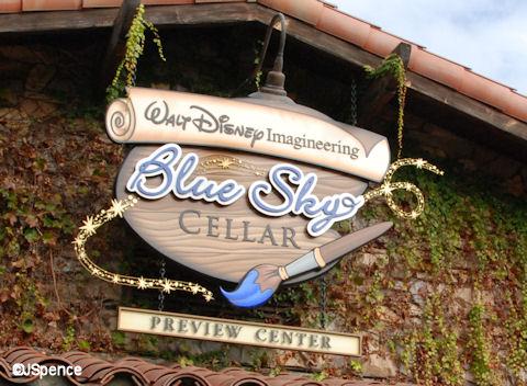 Blue Sky Cellar