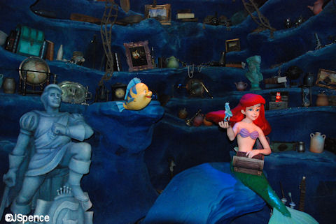 Little Mermaid Attraction