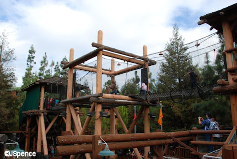 Redwood Creek Challenge Trail