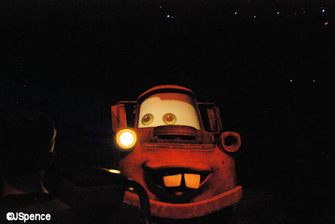 Mater and Tractor Tipping