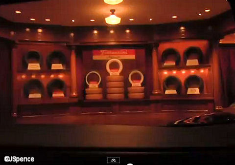 Luigi's Casa Della Tires