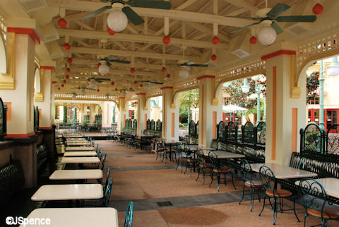 Victorian Food Court