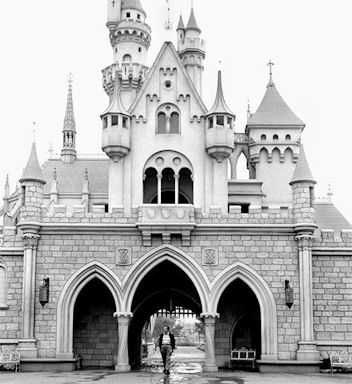 Disneyland California Opening Day