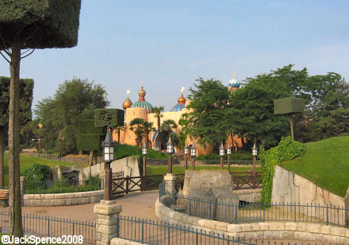 Adventureland Disneyland Paris