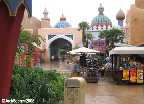 Adventureland Bazaar Disneyland Paris