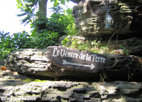 Disneyland Paris Swiss Family Robinson Tree House Le Ventre de la Terre