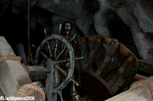 Disneyland Paris Adventureland Pirates of the Caribbean