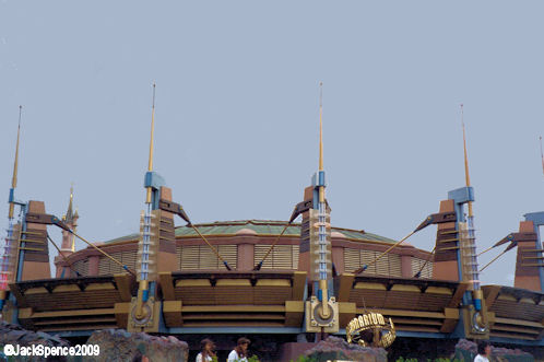 Disneyland Paris Discoveryland Le Visionarium