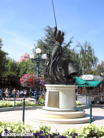 Disneyland Paris Fantasia Gardens