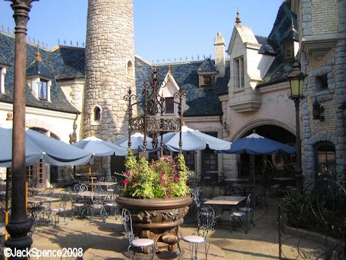 Disneyland Paris Fantasyland Auberge de Cendrillon