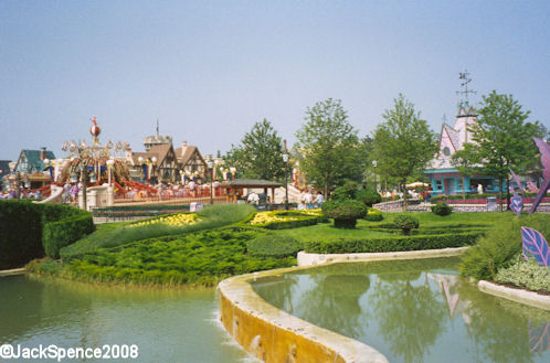 Disneyland Paris Fantasyland