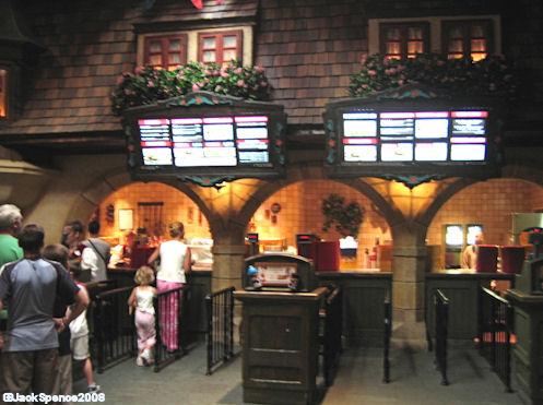 Disneyland Paris Fantasyland Au Chalet de la Marionnette