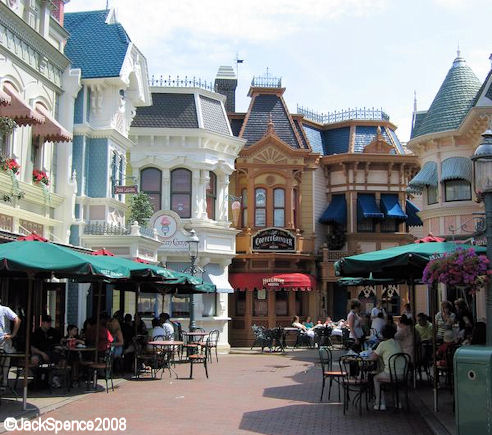 Disneyland Paris Main Street Market House Delicatessen