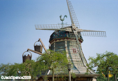 Disneyland Paris The Old Mill