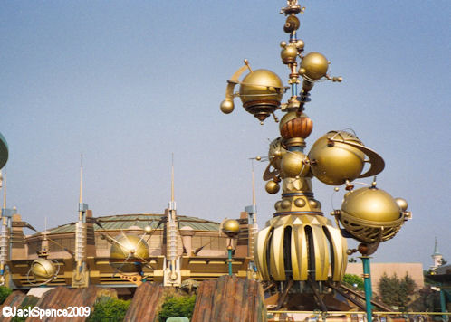 Disneyland Paris Orbitron
