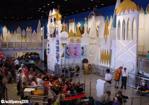 Walt Disney World it's a small world