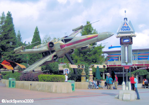 Star Wars Disneyland Disneyland Paris Star Tours