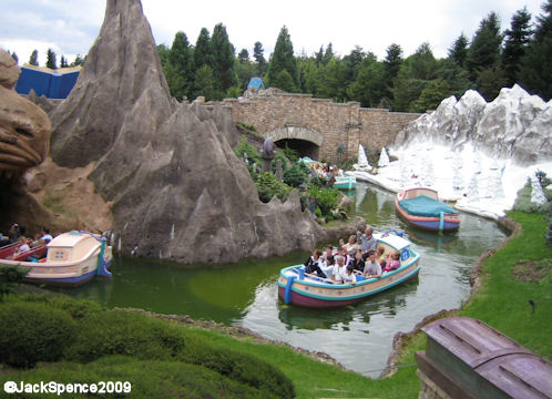Disneyland Paris Fantasyland Land of the Fairytalesjpg
