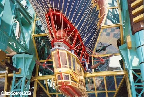Disneyland Paris Videopolis