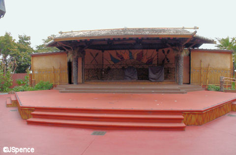Spirit of Aloha Stage