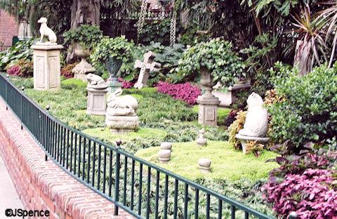 Disneyland Cemetery
