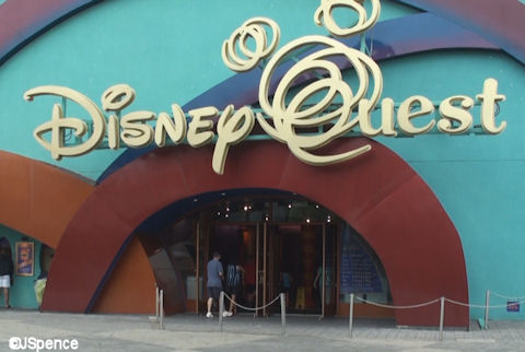 Downtown Disney - Disney Quest