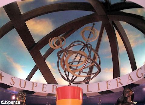 Disney Quest Lobby