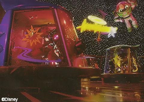 Buzz Lightyear's Astroblasters